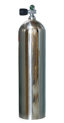Stage S80 (11,1L/ 207 bar) polished with valve