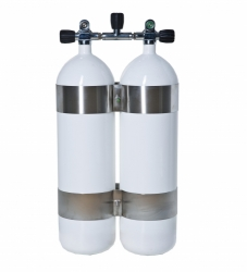 Twin set 2 x 10L/300 bar DIR