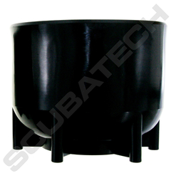 Cylinder boot 204, rubber