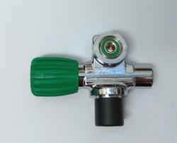 Right-sided valve 232 bar for twin - kopie
